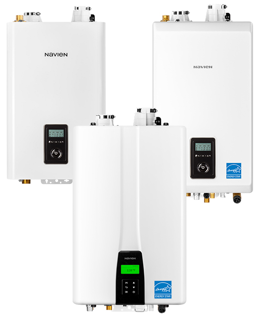 Navien Tankless Water Heater Venting : Air solutions inc products navien