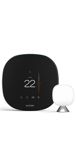 ecobee – Wi-Fi Enabled Smart Thermostats